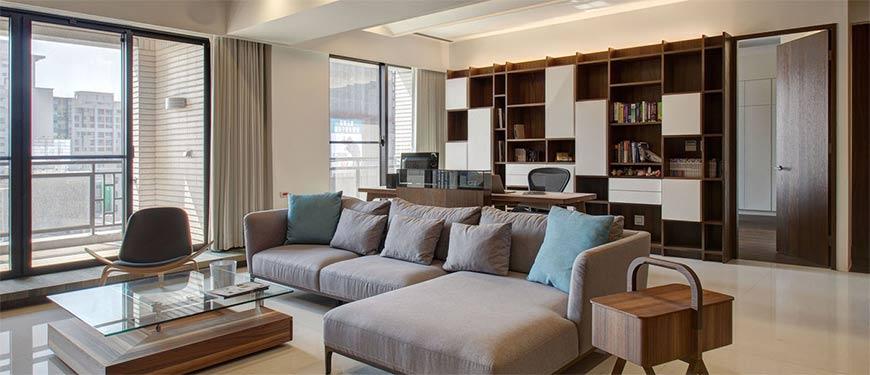 дизайн большой трехкомнатной квартиры