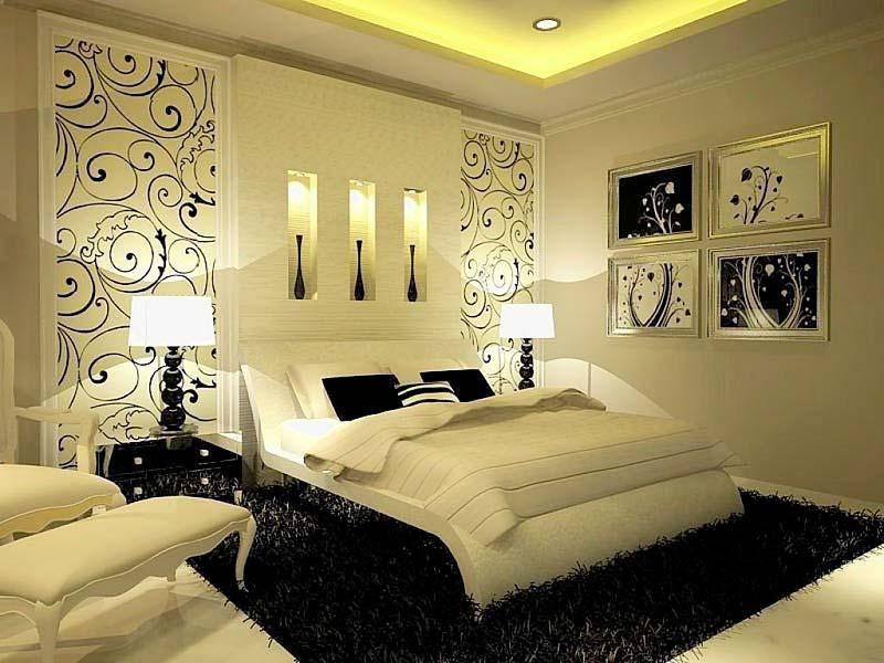 Дизайн фото спальни своими руками