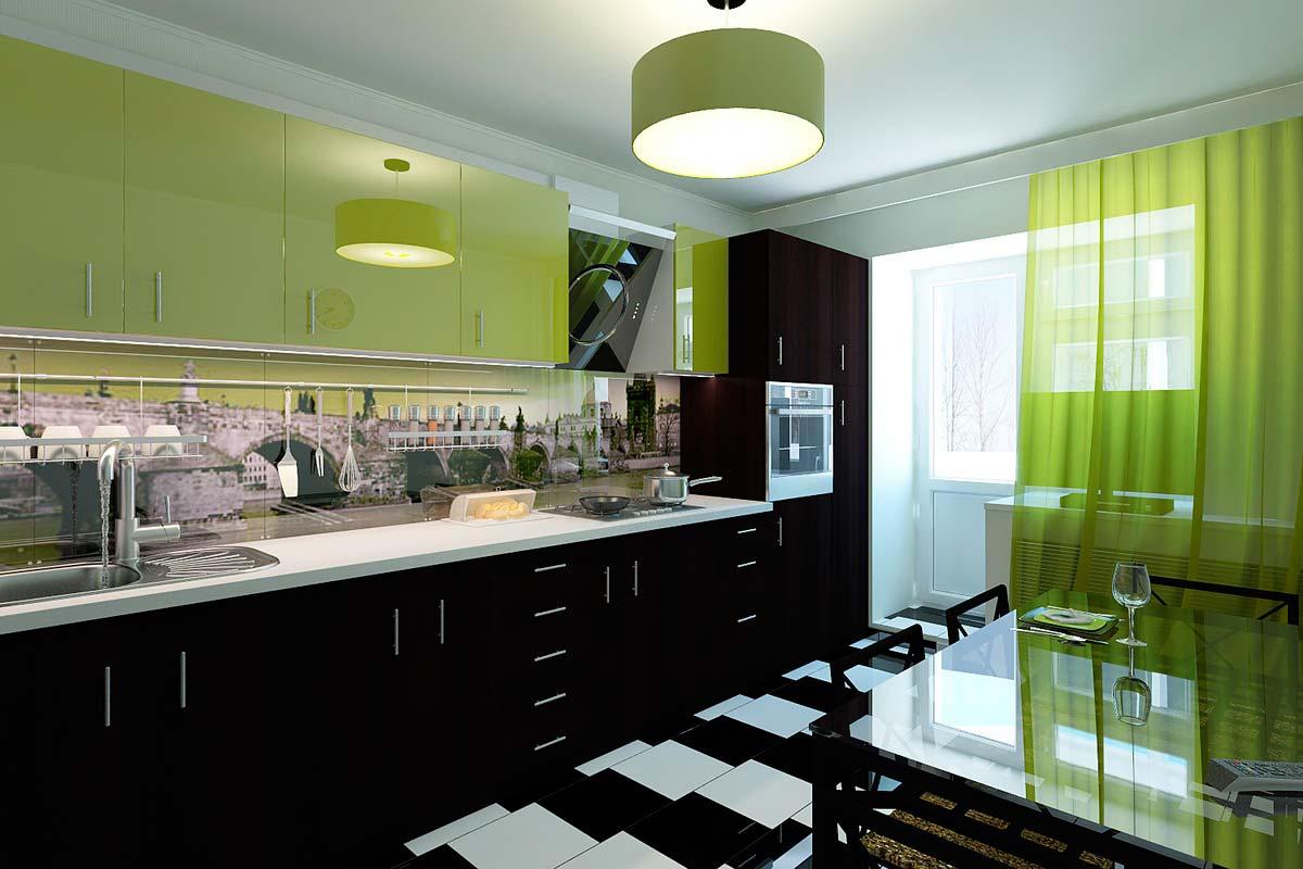 Кухня в интерьере реальные фото