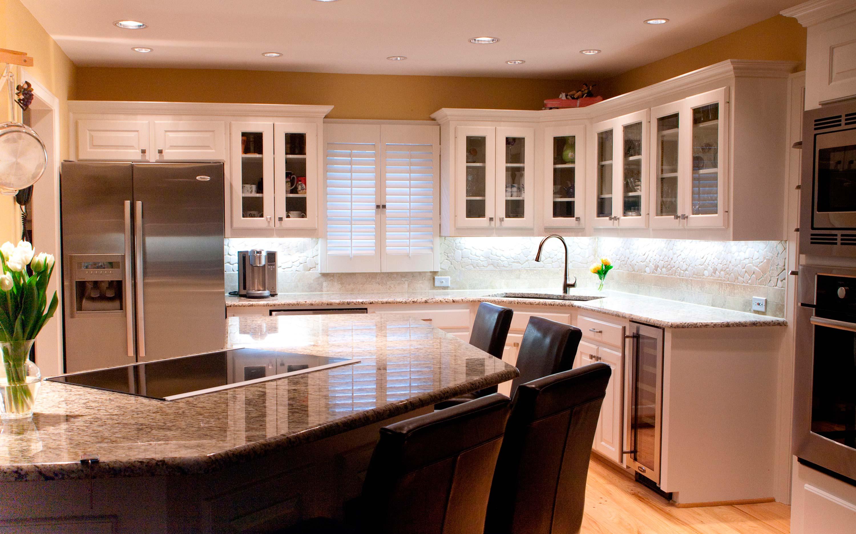 Кухни дизайн лучшие