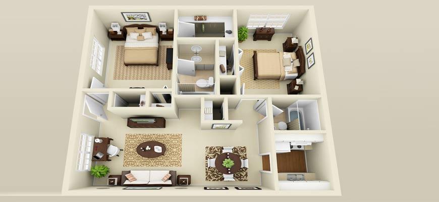 план для квартиры