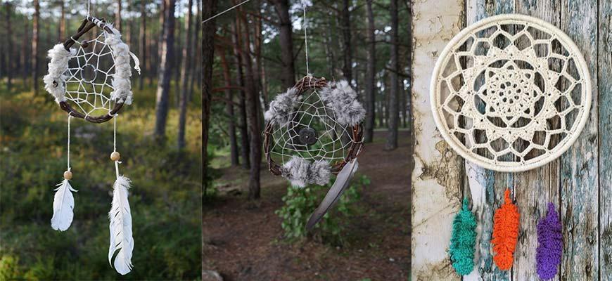 Ловец снов своими руками: как сделать, 69 фото идей