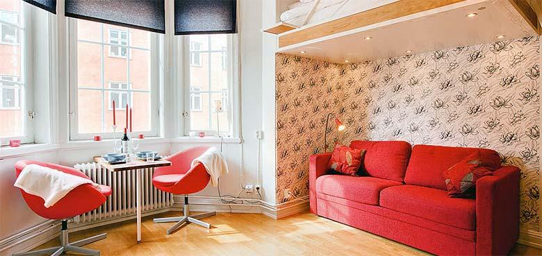 правильное освещение однокомнатной квартиры