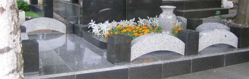 производство бетонной оградки