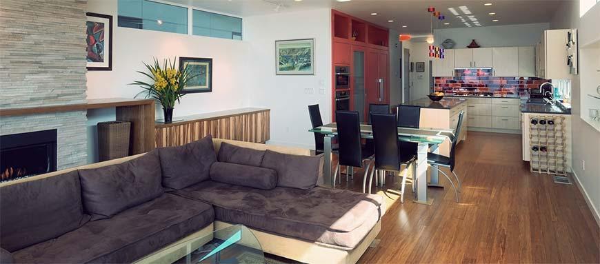 растановка мебели