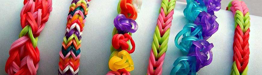 Плетение из резинок: обзор способов, пошаговый мастер-класс