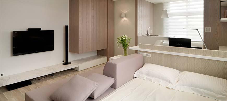 увеличение пространства квартиры